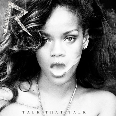 """Talk That Talk"" Deluxe Edition (Cover)"